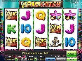 Automat Big Catch Zdarma