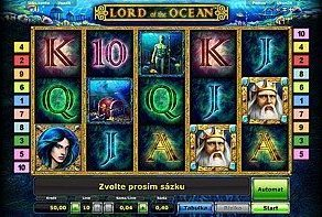 Automat Lord of the Ocean Zdarma