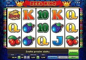 Automat Reel King Online Zdarma