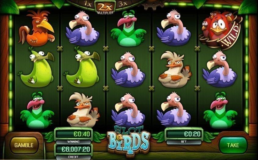 Výherní Automat Slot Birds Online Zdarma